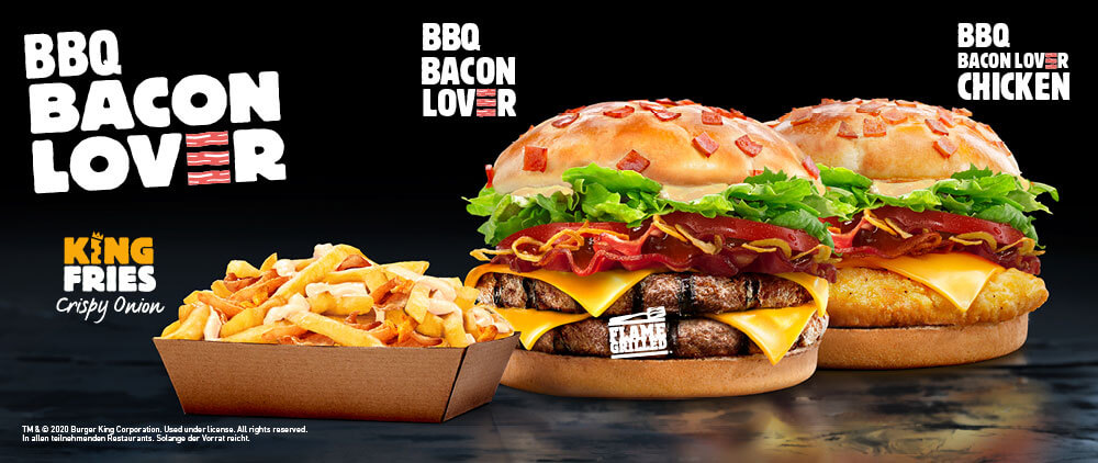 Burger King Banner Image